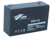 6V10AH Rechargeable Storage Battery for Kid's Remote Control car
