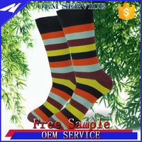 custom high quality 100% bamboo socks