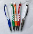 14 CM Plastic Colored Twice Modeling Branding Pen