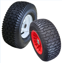 PU Foam Puncture Proof or Pneumatic Rubber Wheel Tyre 13x5.00-6 Tire and Wheel