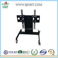 made in china 360 degree swivel and title plasma motorized lcd led tv ceiling mount bracket