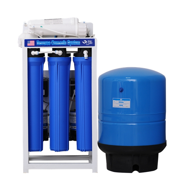 Hot Sell 200G/300G/400G Big Flow Reverse Osmosis RO Commercial <strong>Water</strong> Filter Purifier <strong>System</strong> For Office