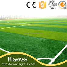 High quality Artificial grass/turf for football/soccer field, cesped artificial,erba sintetica