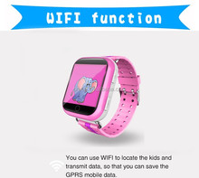 Original factory Children pink Smart watch phone