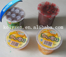 plastic cup sealing film