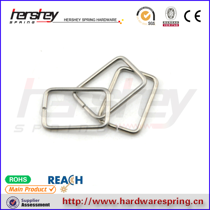 stainless steel jump ring,shaped wire clip springs