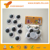 5-28mm Plastic Doll Eyes,Toy Accessories Moving Eyes,Wiggle Eyes