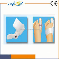 Finger toe shoes toe separators pedicure medicus straighten foot splint bunion toe separator