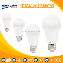 Kingunion 3W LED Candle lighting energy saving 5W 9W high lumen 12W E27 led e14 led lamp bulb