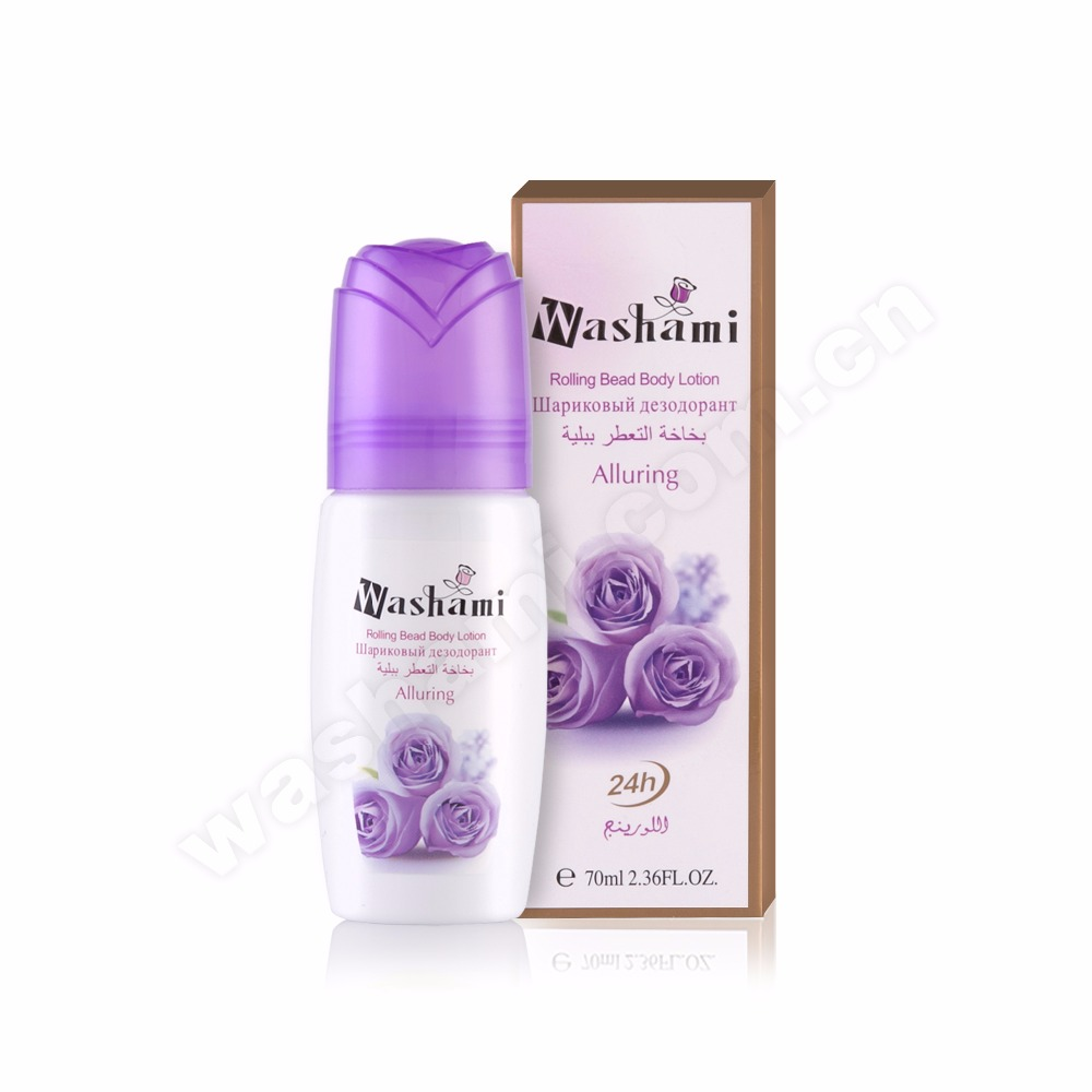 Washami 70 ml Tươi Ngửi Khử Mùi lotion Roll-on