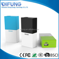 China Suppliers wholesale 5000mah golf mobile power bank innovative products for sale