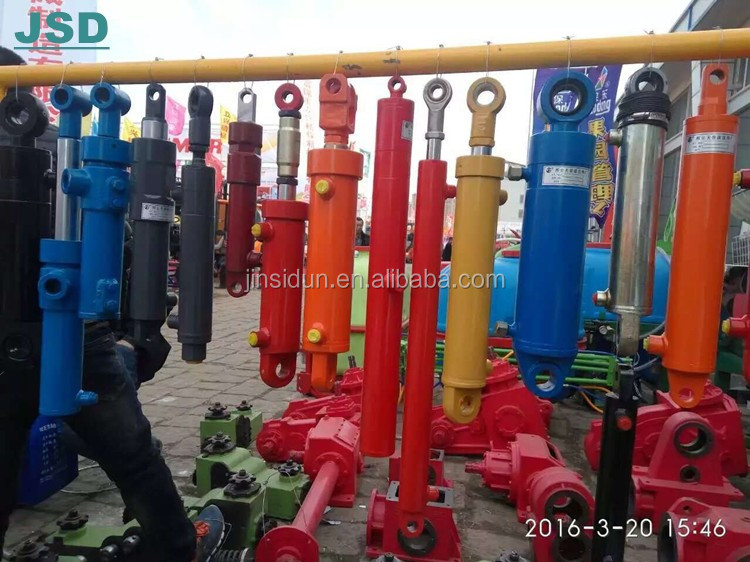 Steering Cylinder Hydraulic Manufacutre Direct Sale