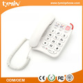 Big Button Phone for Elderly Seniors Corded Phone with Speakerphone