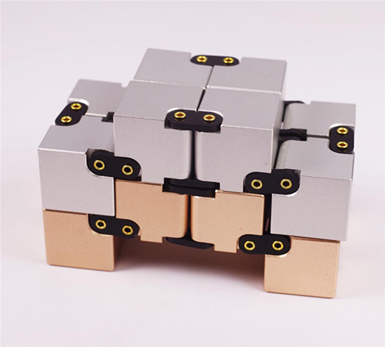 Hot Sale Factory Direct Price Anti Stress Toys/Anti Stress Magic Cube Toys/ABS Plastic Anti Stress Toys