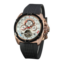 Watch Custom Logo Tourbillon Automatic Mechanical Watch