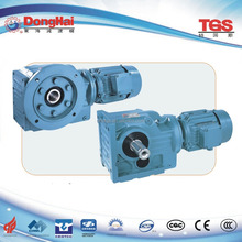 Right Angle Helical-Bevel Gear Motors and Reducers / gearmotor
