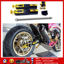 KC1A72 Motorcycle Tuning Parts MSX125 Rear Fork extension device increased control shifter in shock