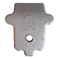 Casting/ High Pressure Aluminum Die Casting for Diesel Engine/ Cover/Engine (ADC-50Engine)