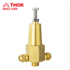 TMOK Manual Forged Brass High Safety Pressure Relief Valve