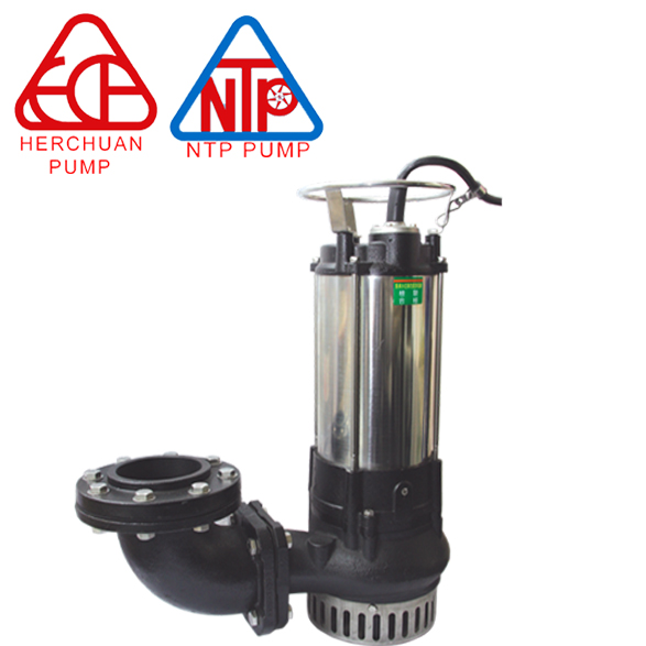 breeding use submersible discharge centrifugal sewage pump
