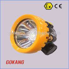 ATEX approved LED Mining Cap Lamp,portable cordless mining cap lights
