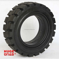 Fork Truck Parts Solid Tires