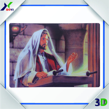 wholesale jesus 3d pictures lenticular 3d pictures of jesus christ