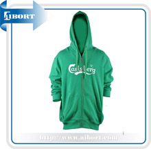 custom embroidered organic cotton hoodies