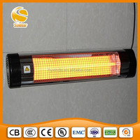 wall mounted quartz home patio heater spare parts