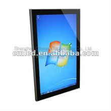 55inch LED touch TV PC all in one for Windows Linux Android system