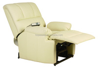 Display on Wholesale Italy Home Furniture Lift Recliner Adjustable Electric Massage Chair