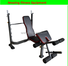 muscle strength equipment flat incline decline bench press AMA-8833