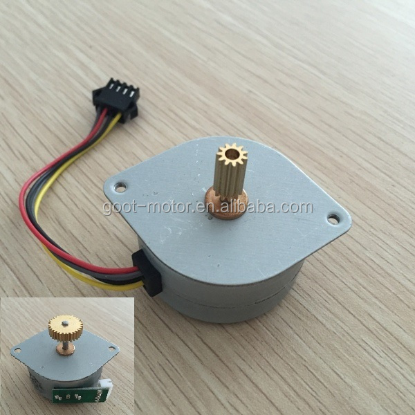 42mm small permanent magnet motor for electronic balance