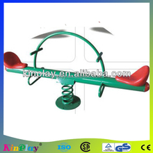 Outdoor Seesaw with two seats for kids