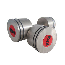 Round Dumbbell Weight Dumbbell Steel Chromed Dumbbell