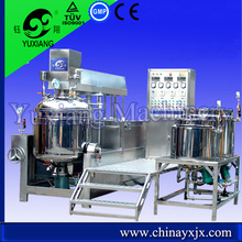 Yuxiang 300L planetary <span class=keywords><strong>mixer</strong></span> for cosmetics sunscreen cream production line