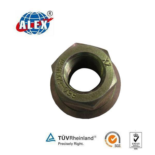 Train Parts Nylon Lock Nut Corrosion Protected, Factory Supplied Train Parts Nylon Lock Nut , Manufacturer Train Part Nylon Nut