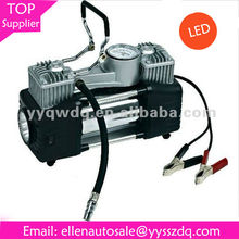 metal tire pump / double cylinder tyre inflator