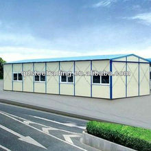 Easy To Build Prefab house, T Modulus