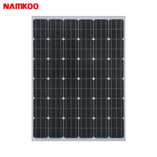 wholesale oem high efficiency good size farm mono pv 200w solar panel price