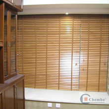timber venetian blind for home decor China