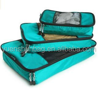 Durable 3 Piece travel packing cube