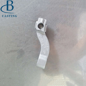 High Precision Metal Part Small Aluminium Low Pressure Die Casting Parts