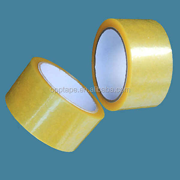 binding transport 48mm*50m Logo printed Acrylic bopp packing tape vinyl waterproof tape