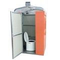 High Quality and Easy to Install Outhouse Modular Toilet