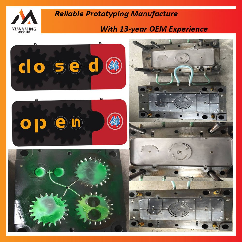 High Quality customize plastic mold injection molding Company