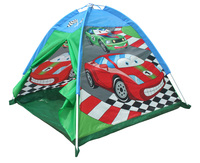 children igloo dome tent racing car tent for game use