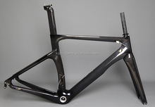 Toray carbon fiber raod bike frame 2017 new carbon fiber aero road frame