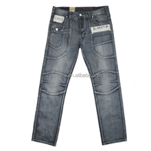 GZY quality wholesale stocklot fashion mens used jeans