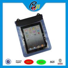 Wholesale Mobile Phone PVC Waterproof Bag for ipad , waterproof ipad case